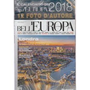 Bell'Europa - mensile n. 295 - Novembre 2017 + Calendario Bell'Europa 2018