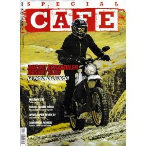Special Cafè - bimestrale n. 38 novembre 2017 - Triumph T80 pezzo unico
