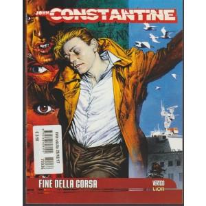 """John Constantine n. 21 """"Fine della Corsa"""" - Vetigo Lion"""