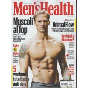 Men's Health - mensile n. 191 Novembre 2017 Muscoli al top