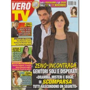 Vero Tv - settimanale n. 45 - 13 novembre 2017 - Zeno-Incontrada in SCOMPARSA