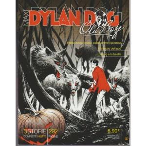 Dylan Dog Old Boy (Maxi) - Quadrimestrale n. 31 Novembre 2017 - Bonelli editore