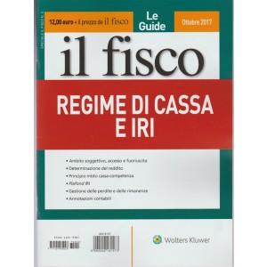 Le Guide Il Fisco - Ottobre 2017 - Regime di cassa e IRI