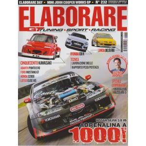 Elaborare - mensile n. 232 - Novembre 2017 - Tuning, sport , Racing