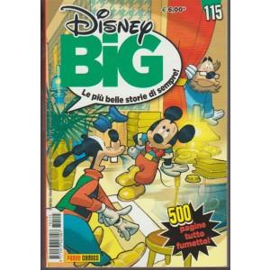 Disney Big - mensile n. 115 Novembre 2017 - 500 pagine tutto fumetto!