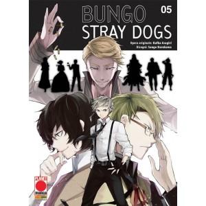 Manga: Bungo Stray Dogs   5 - Manga Run   5 - Planet Manga