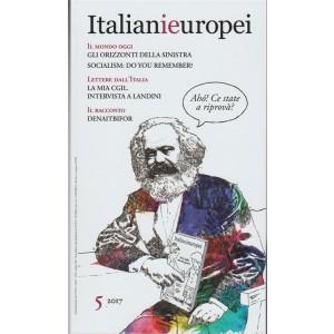 Italianieuropei - bimestrale n.5/2017 - Novembre - il racconto: Denaitbifor