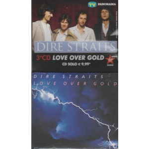 3° CD - Dire Straits: Love over gold - by Sorrisi e canzoni TV