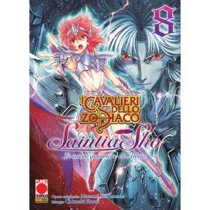 Manga: I Cavalieri dello Zodiaco: Saintia Sho – Le Sacre Guerriere di Atena  8