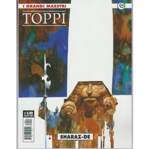 Cosmo Albi - I Grandi Maestri n. 16 - Toppi n. 5 - Sharaze-De 2