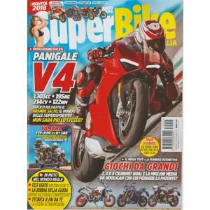 Superbike Italia - mensile n. 11 Novembre 2017 Panicale V4: rivoluzione Ducati