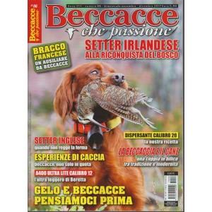 Beccacce che passione - bimestrale n. 6 Novembre 2017 La beccaccia e il cane