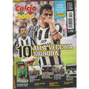 Calcio 2000 - bimestrale n. 231 Dicembre 2017 - Paulo Dybala