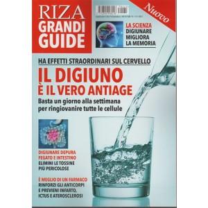 RIZA Grandi Guide -il Digiuno è il vero Antige- Supplemento a Riza Psicosomatica