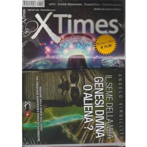 X Times - mensile n. 109 Novembre 2017 + Libro:Il Seme della vita...