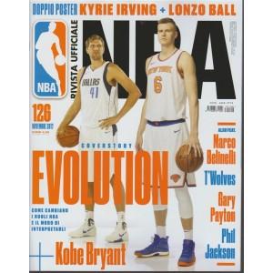 Rivista Ufficiale NBA - mensile n. 126 Novembre 2017 Kobe Bryant