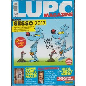 Lupo Magazine - bimestrale n. 1  - Novembre 2017 - Panini comics