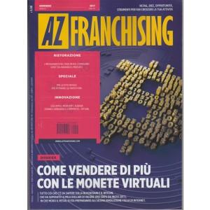 Az Franchising - mensile n. 11 Novembre 2017