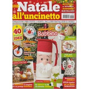 Creativa Uncinetto - Bimestrale n. 29 Novembre 2017 Natale all'uncinetto