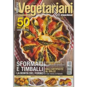 Vegetariani In Cucina - bimestrale Pocket n. 75 Dicembre 2017
