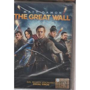 DVD - The Great Wall - Matt Damon  regia Zhang Yimou