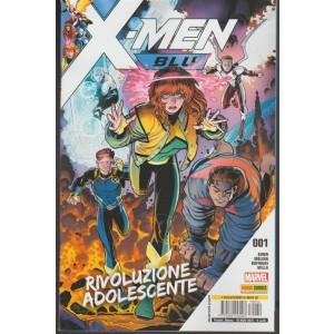 X-Men Blu   1 - I Nuovissimi X-Men   52 - Panini comics