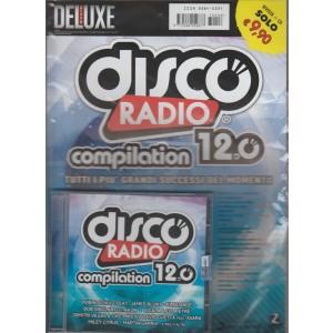 CD - Disco Radio compilation 12.0 - per brani vedi scansione allegata