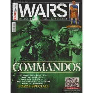 Focus Storia Wars - trimestrale n. 27 Novembre 2017 COMMANDOS