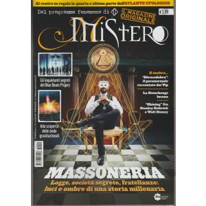 Mistero Magazine - mensile n. 56 Novmbre 2017 - MASSONERIA