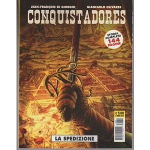 """Cosmo Serie Gialla - Conquistadores """"La spedizione"""" Storia Completa"""