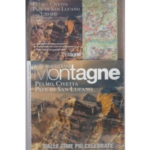 Meridiani Montagne n. 89 Novembre 2017 - Pelmo, Civetta, Pale San Lucano