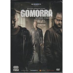 DVD - Cofanetto Gomorra La serie-seconda Stagione(4 dischi)-idea Roberto Saviano