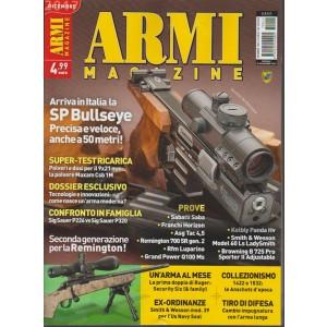 Armi Magazine - mensile n. 12 Dicembre 2017 - arriva in Italia la SP Bullseye