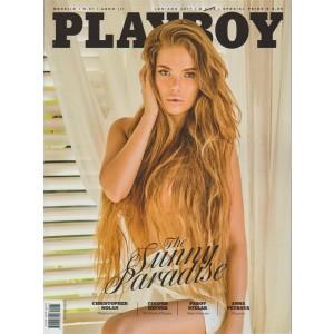 Playboy - mensile n. 21 Luglio 2017 - the Sunny Paradise