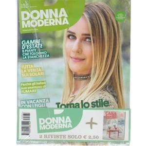 Donna moderna - settimanale n. 31 - 19 Luglio 2017 + Casa Facile Luglio 2017