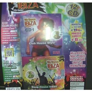 Music Point - 12 CD - We Dance Ibiza  #Es CANAR