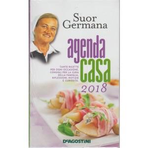 Agenda casa 2018 Suor Germana - De agostini