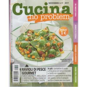 Cucina no Problem - mensile POCKET n. 11 Novembre 2017