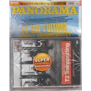 Panorama - settimanale n. 31(2669) - 20 Luglio 2017 + DVD T2 Trainspotting