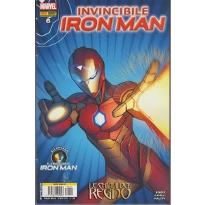 Invincibile Iron Man 6 - Iron Man 55 - Planet manga