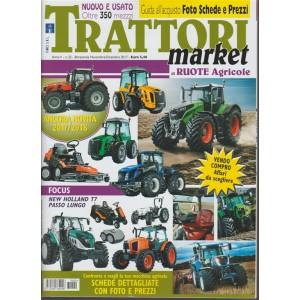 Trattori Market di Ruote Agricole - bimestrale n. 22 Novembre 2017