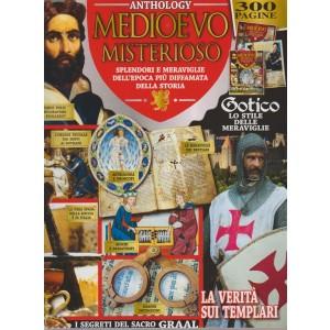 Medioevo Misterioso Anthology -RIEDIZIONE- contiene i numeri n.1-2-3: 300 Pagine