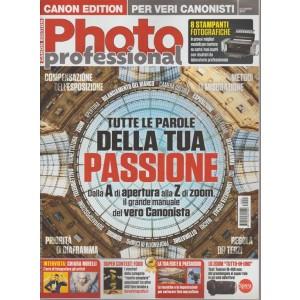 Professional Photo - mensile n.97 Dicembre 2017 Canon edition per veri canonisti