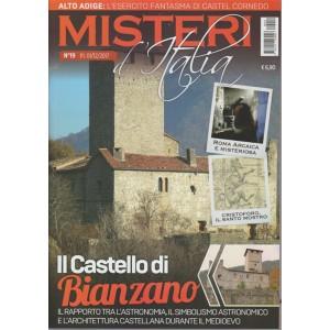 Misteri d'Italia - mensile n. 19 Dicembre 2017 Il Castello di Bianzano