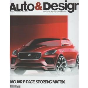 Auto & Design - bimestrale n. 227 Novembre 2017