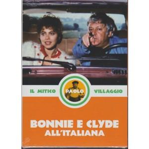 19° DVD il mitico Villaggio: Bonnie e Clyde aAll'italiana - Regista: Steno