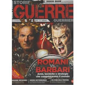 Guerre e Guerrieri - bimestrale n. 16 Dicembre 2017 - Romani vs Barbari