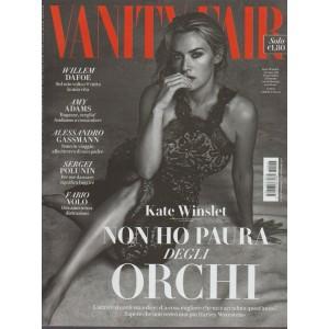 Vanity Fair - settimanale n. 46 - 22 novembre 2017 - Kate Winslet: 42 anni