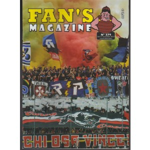 Fan's Magazine - quattordicinale n.379 - 17 Novembre 2017