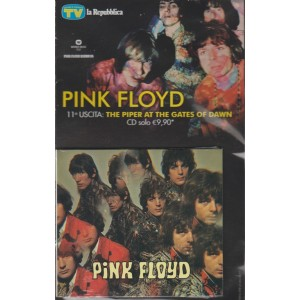 11° CD - Pink Floyd: The Piper At The Gates Of Dawn by Sorrisi e Canzoni TV